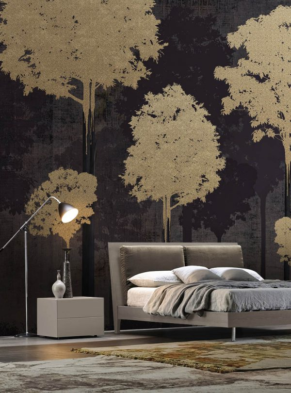 Foresta D'oro contemporary wallpapers