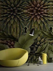 Jungle Secrets Cantemporary wallpapers