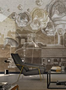 The Locomotive contemporary wallpapers