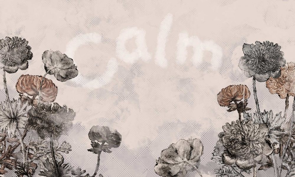 Calm Contemporary Wallpaper