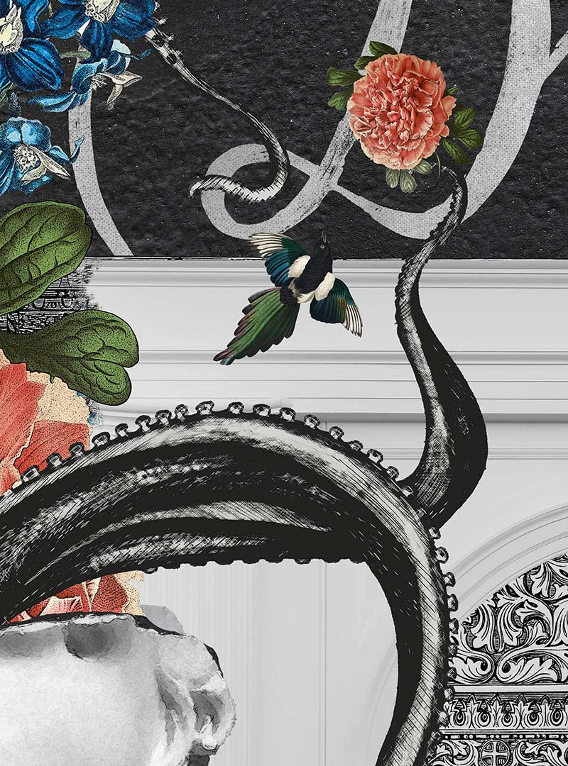 Paradigm Contemporary Wallpapers by Idea Murale