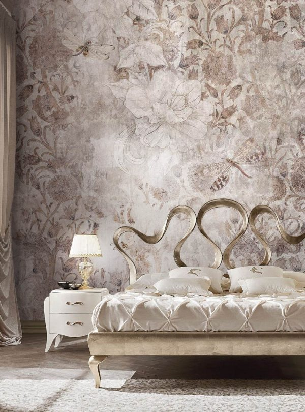 Vital Temptations contemporary wallpaper