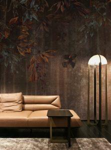 Elysian Nights modern wallpaper