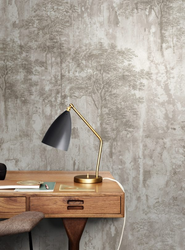 Into the Woods modern wallpaper by Idea Murale