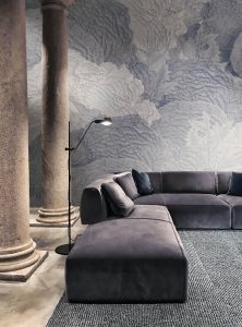 Sense of Tranquility modern wallpaper by Idea Murale