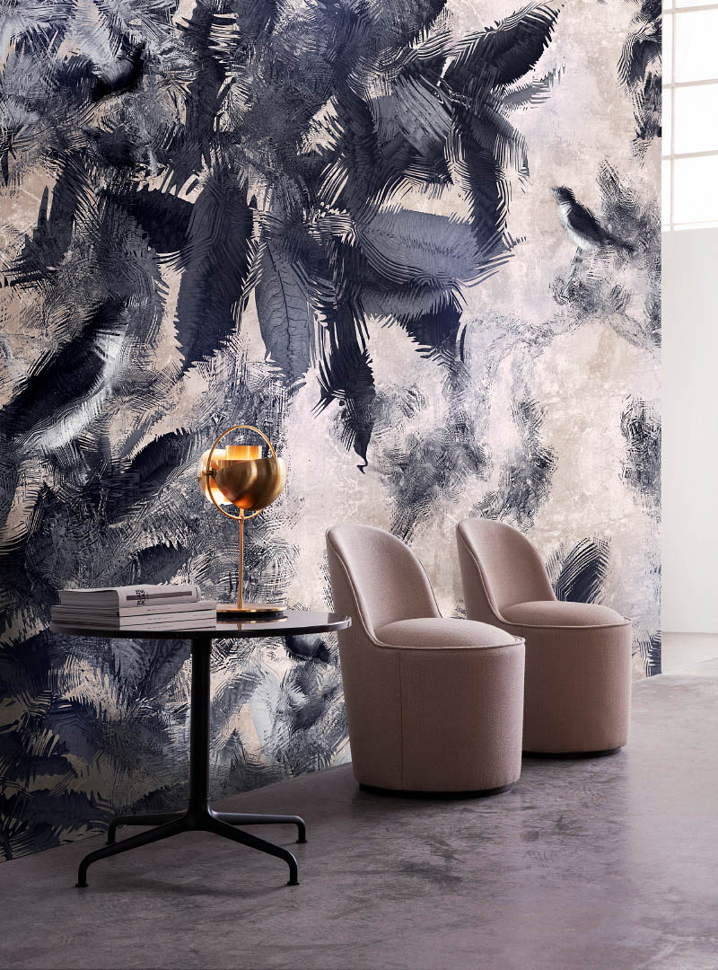 Meraz modern wallpaper by Idea Murale