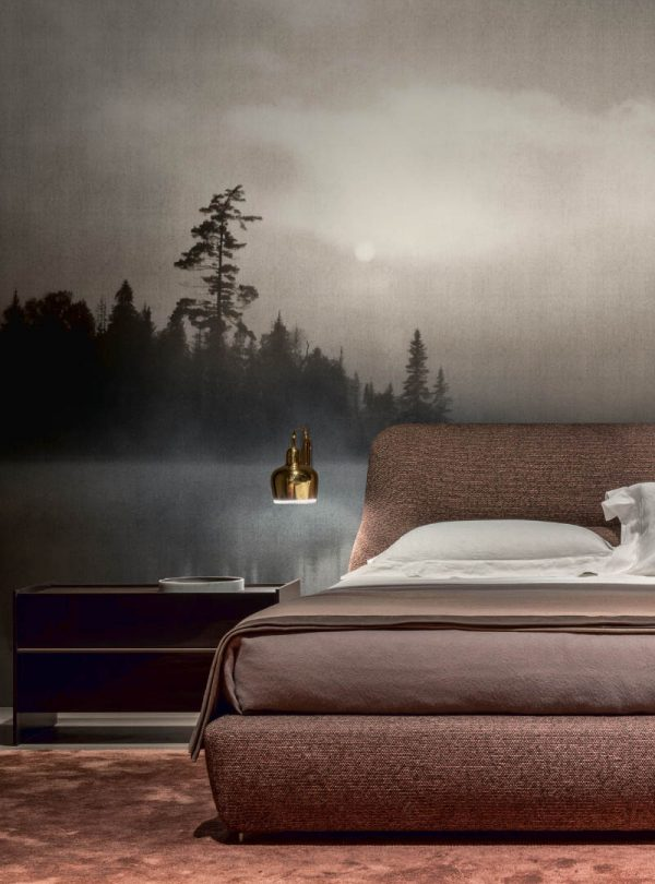 By The River modern wallpaper by Idea Murale