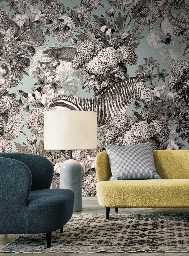 Tema Esotico contemporary wallpaper