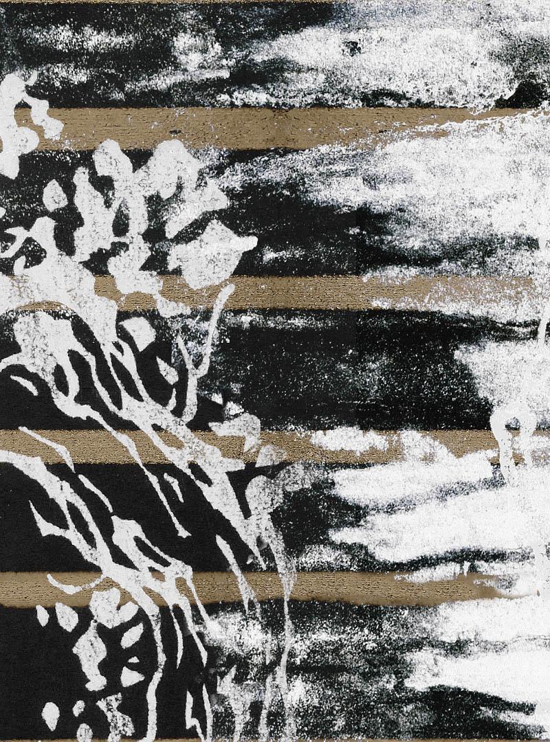 Urban Glitch contemporary wallpaper by Idea Murale