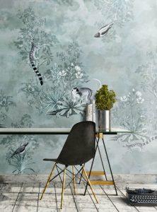Tema Esotico II contemporary wallpaper
