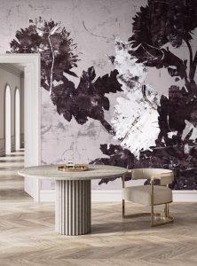 Noor contemporary wallpaper
