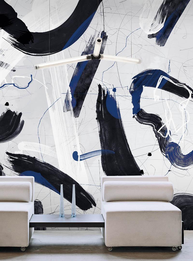 Dreamspace modern wallpaper