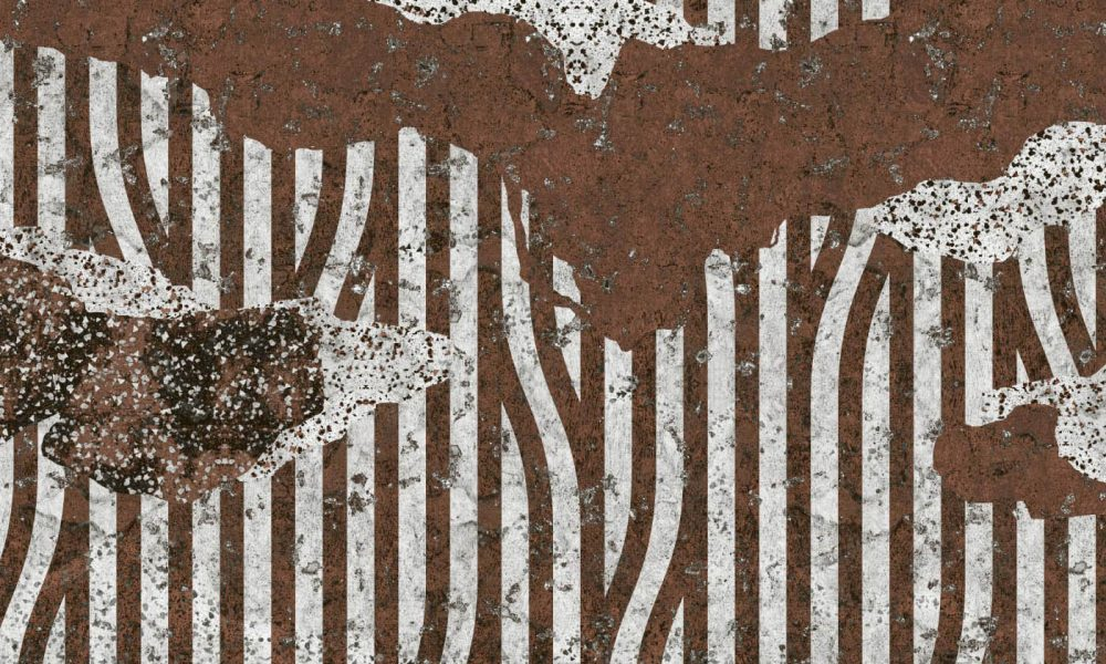 Terrazzo modern wallpaper