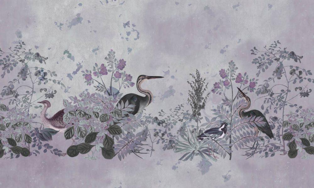 Vivaci contemporary wallpaper