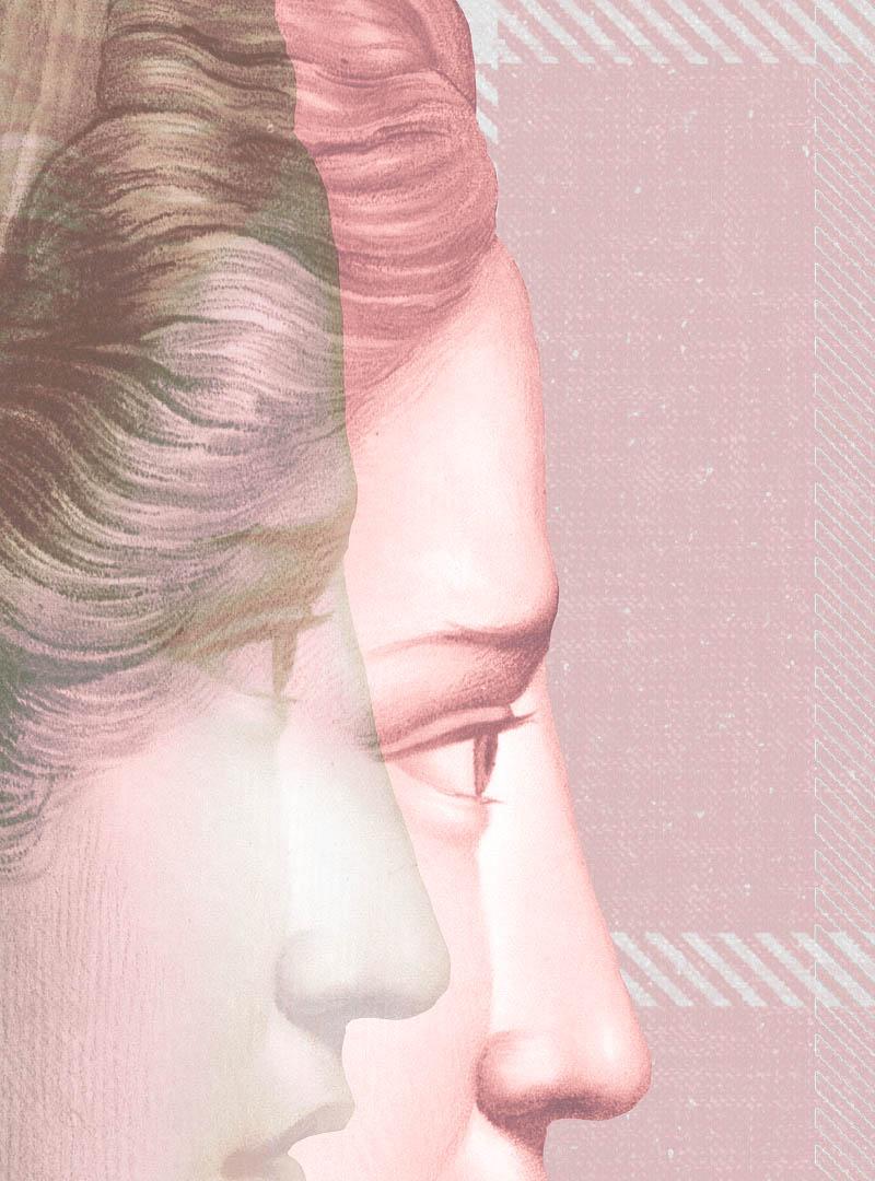 Specchio Perso contemporary wallpaper